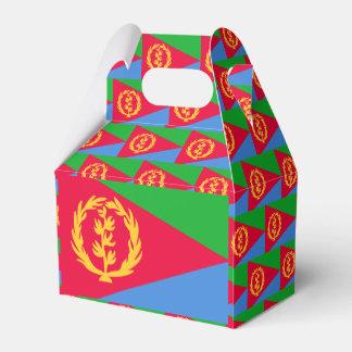 Eritrea Flag Favor Box