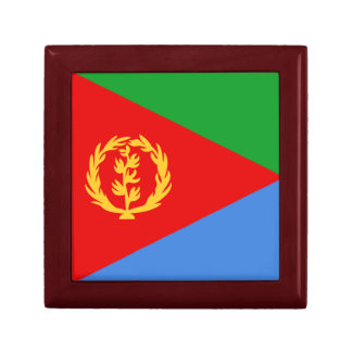 Eritrea Flag Gift Box