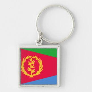 Eritrea Flag Keychain