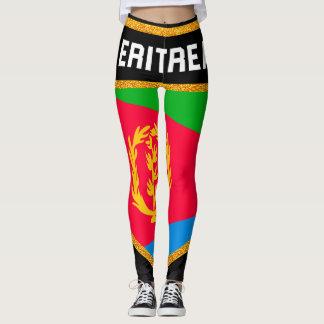 Eritrea Flag Leggings