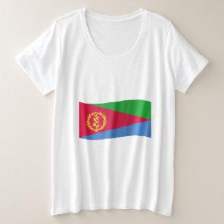 Eritrea Flag Plus Size T-Shirt