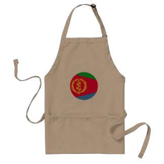Eritrea Flag Standard Apron