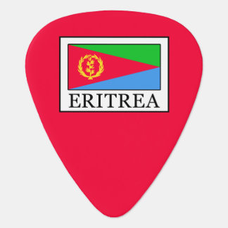 Eritrea Guitar Pick