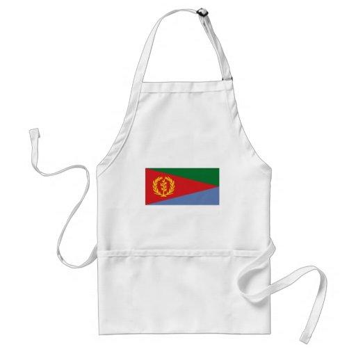 Eritrea National Flag Aprons