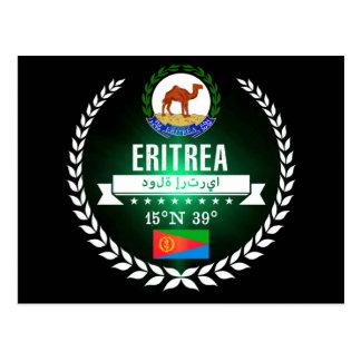 Eritrea Postcard