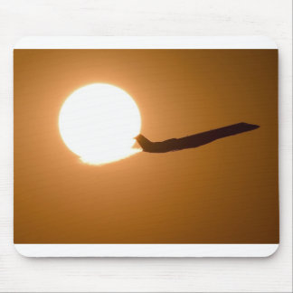 ERJ Sunset departure Mouse Pad