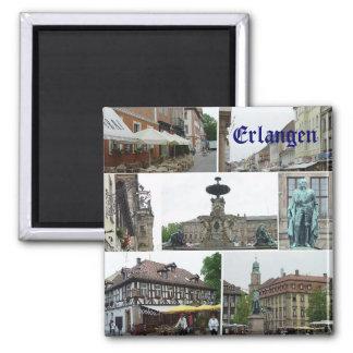 Erlangen, Erlangen Square Magnet