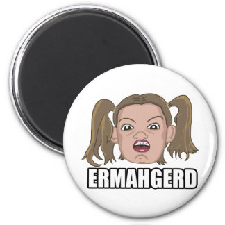 Ermahgerd Magnet