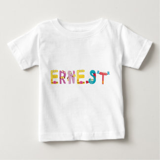 Ernest Baby T-Shirt