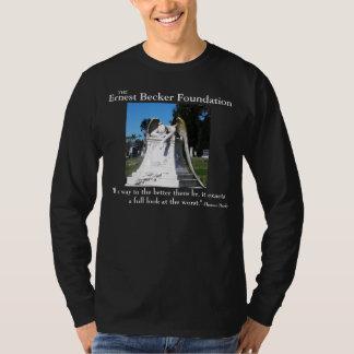 Ernest Becker Foundation t-shirt