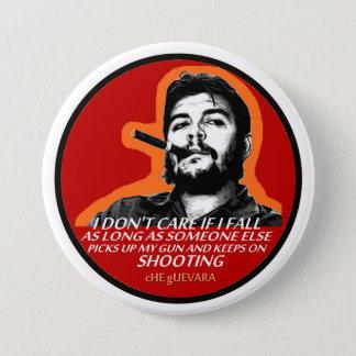 """Ernesto """"Che"""" Guevara 3 Inch Round Button"""
