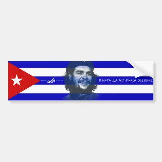 Ernesto Che Guevara Smile Bumper Sticker