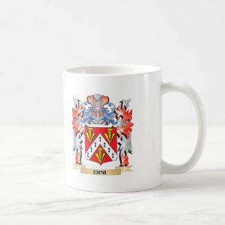 Erni Coat of Arms - Family Crest Coffee Mug