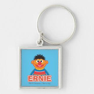 Ernie Classic Style Keychain