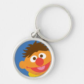 Ernie Face Keychain