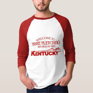 Ernie Fletcher's People's Commonwealth of Kentucky T-Shirt