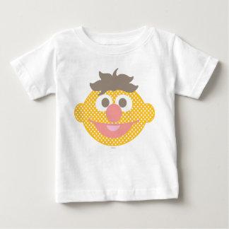 Ernie Polka Dot Big Face Baby T-Shirt