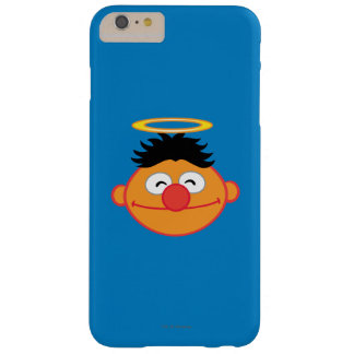 Ernie Smiling Face with Halo Barely There iPhone 6 Plus Case