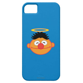 Ernie Smiling Face with Halo iPhone 5 Cases