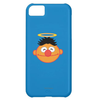 Ernie Smiling Face with Halo iPhone 5C Cases