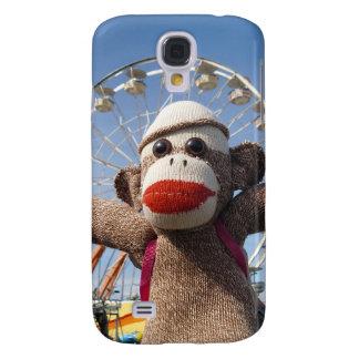 Ernie the Sock Monkey iPhone 3 Speck Case (fair)