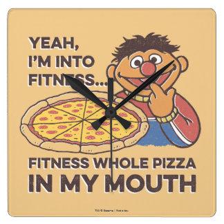 ErnieYeah, I'm into Fitness Wallclocks
