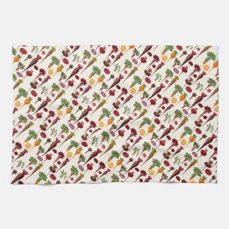 Ernst Benary's Beets Varieties Kitchen Towels