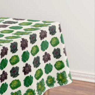 Ernst Benary's Cabbage Varieties Tablecloth
