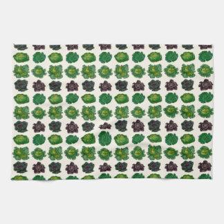 Ernst Benary's Cabbage Varieties Towel