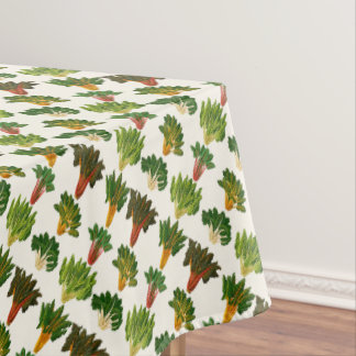 Ernst Benary's Chard Varieties Tablecloth