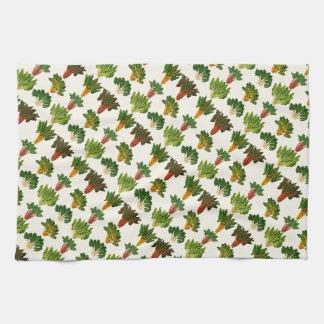Ernst Benary's Chard Varieties Towel