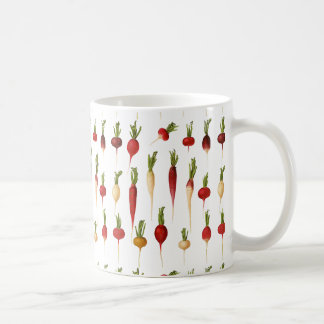 Ernst Benary's Radish Varieties Coffee Mug