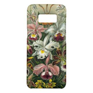 Ernst Haeckel Art Print:Orchidae Oncidiums, tulips Case-Mate Samsung Galaxy S8 Case
