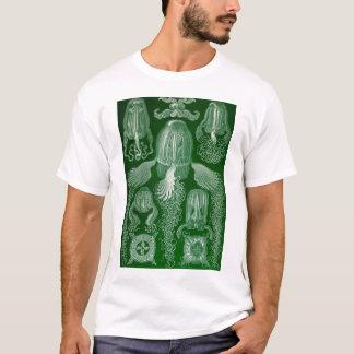 Ernst Haeckel - Cubomedusae Jellyfish T-Shirt
