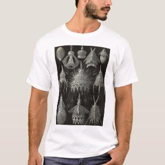 Ernst Haeckel - Cyrtoidea Tshirt