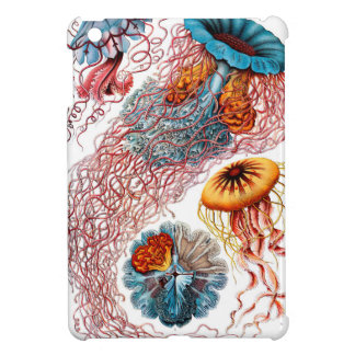 Ernst Haeckel Discomedusae Jellyfish Cover For The iPad Mini