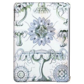 Ernst Haeckel Discomedusae Jellyfish iPad Air Covers
