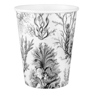 Ernst Haeckel Fucoideae weeds! Paper Cup