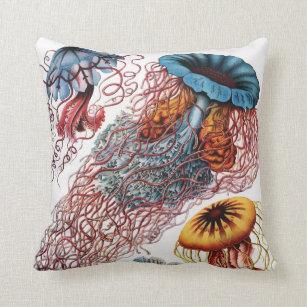 Ernst Haeckel Pillows Cushions Zazzle Ca