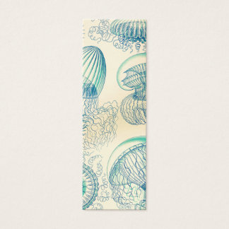 Ernst Haeckel | Leptomedusa | Thecate Hydroids Mini Business Card