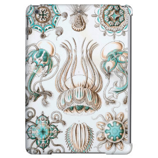 Ernst Haeckel Narcomedusae jellyfish! iPad Air Cases