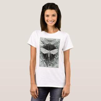 Ernst Haeckel Tineida Moth T-Shirt