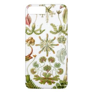 Ernst Haeckel's Illustration of Liverworts iPhone 7 Plus Case