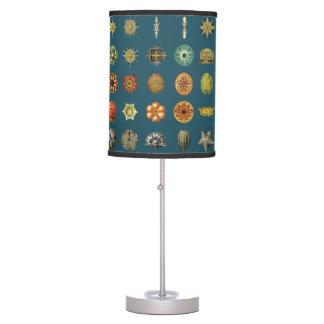 Ernst Haeckel's Undersea Jewels Table Lamps