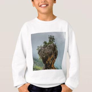 eroded balanced rock sweatshirt