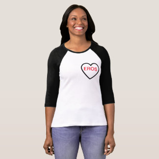 Eros in Heart T-Shirt