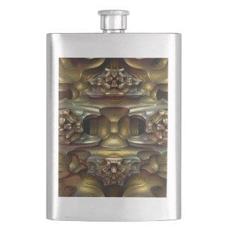 Erosion - a 3-D Fractal Flasks