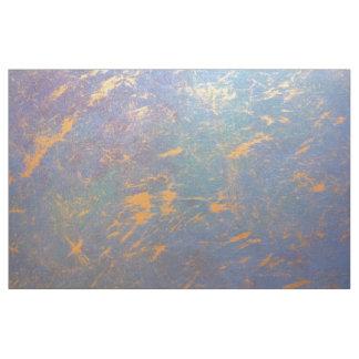 Erratic Craft | Gold Splatter Watercolor Rainbow Fabric