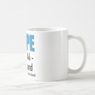 Error 44 - Not found Coffee Mug