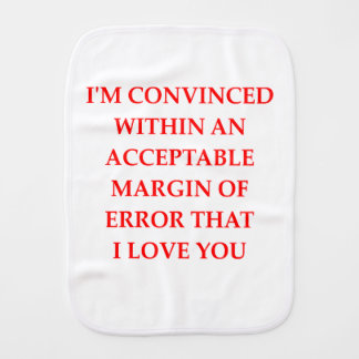 ERROR BURP CLOTH